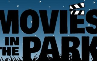 Movies in the Park at Cadence poster