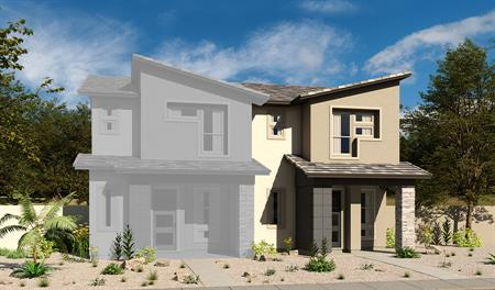 Duetto model by Richmond American Homes in Cadence