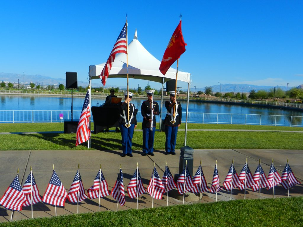Cadence Memorial Day Walk to Remember