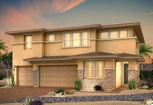 Cadence master-planned community home